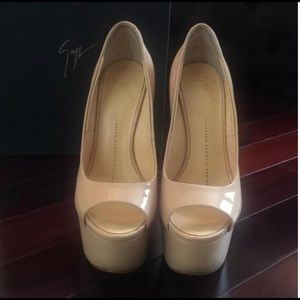 "Giuseppe Zanotti ""Denny"" heels size 6.5"